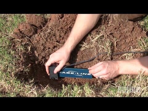 How To Install The Baseline WaterTec S100 Soil Moisture Sensor