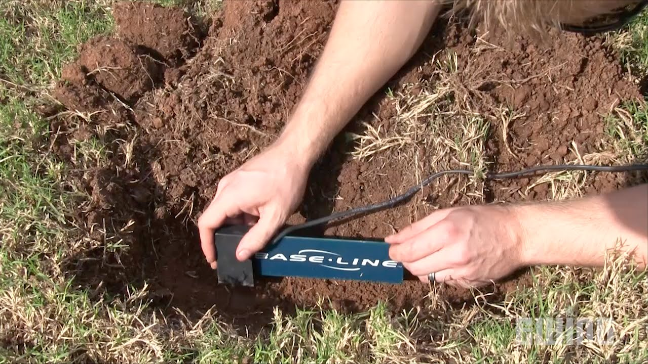 Save Water and Time with Baseline Soil Moisture Sensors