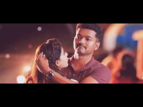 Tamil WhatsApp Status Video-Theri Movie Cute Love Scene