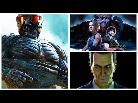 ИГРОНОВОСТИ Перезапуск Crysis, Resident Evil 3, PlayStation 5 как Netflix, Half-Life: Alyx