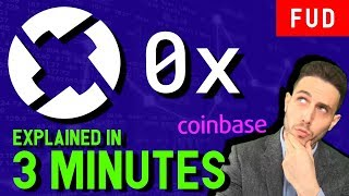IS 0x SET TO DOMINATE DECENTRALIZED EXCHANGES? $ZRX PROTOCOL EXPLAINED IN 3 MINUTES!