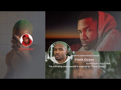 Glimpses Of Yourself  Frank Ocean  Endless Type Beat  Prod  LaSean Camry