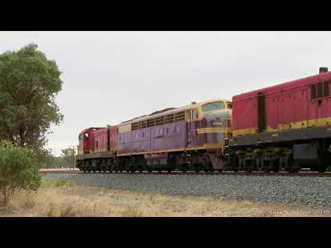 49, 42 & 32 Class Locomotives: LVR Heritage Train In NSW - PoathTV Australian Railways