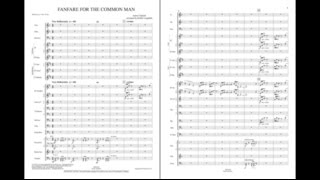 Fanfare for the Common Man by Aaron Copland/arr. Robert Longfield