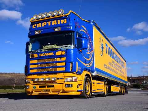 Captain Transport Since 1984