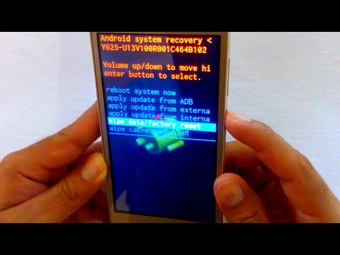 Desbloquear \ hard reset Huawei Y625