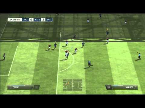 Fifa 13 - Clubs - AC Milan vs Inter