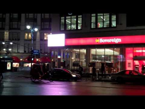 Bright Digital Sign - Sovereign Bank