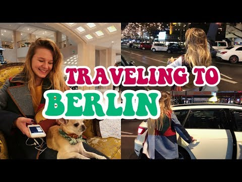 TRAVELING TO BERLIN!