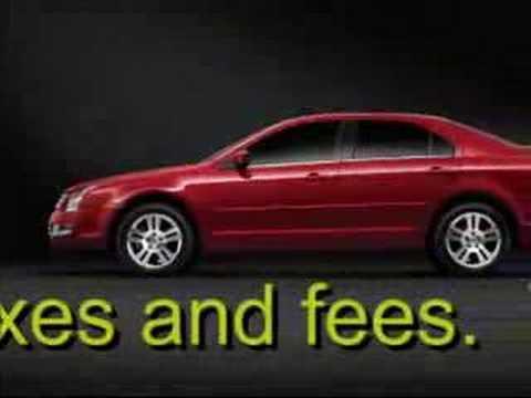 Akins Ford Fusion