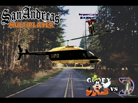 Do you even stunt bro?? Feat.D3L1C10US(SanAndreas multiplayer)