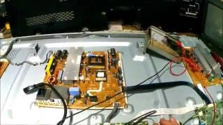 tv sansung plasma mod pl51d451a3g.não funciona qual placa trocar