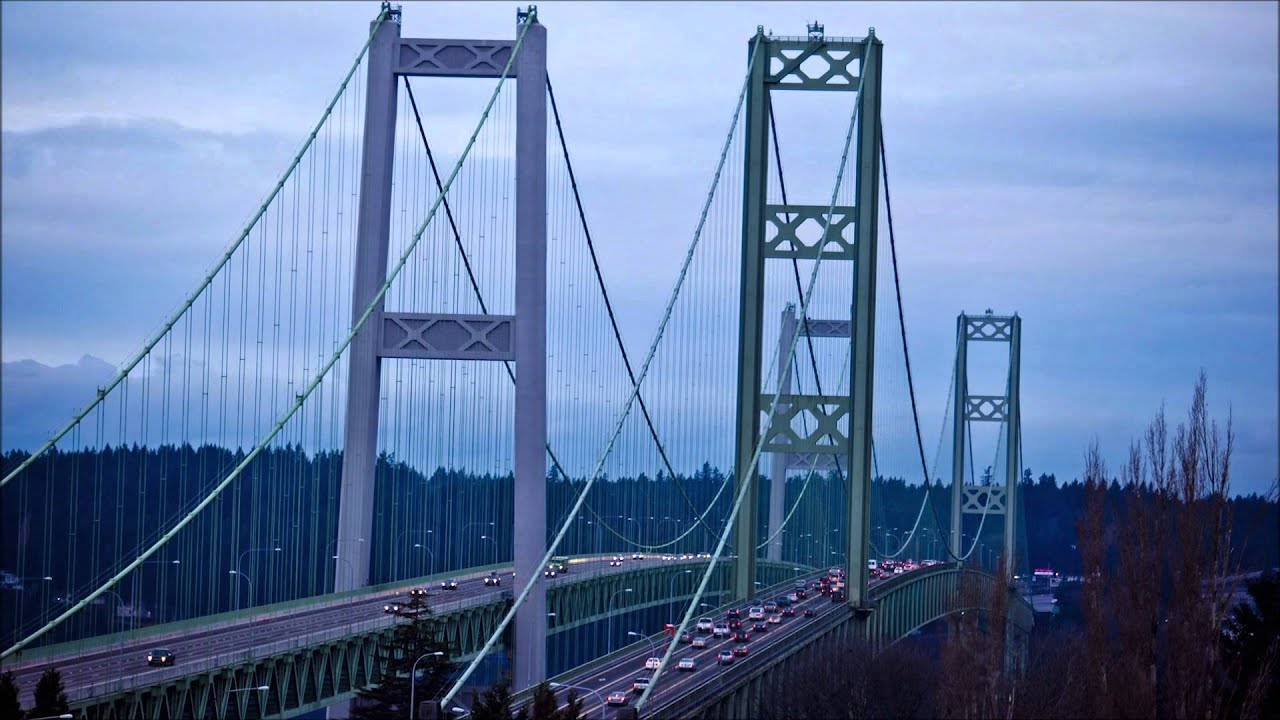 pm roolls tacoma narrows bridge Tacoma narrows bridge commission: 2016 07:40 pm the tacoma narrows here's another upcoming traffic-related closure in tacoma you might want to know about.