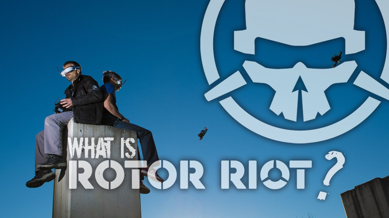 WHAT IS ROTOR RIOT?