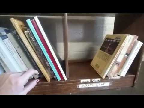ASMR ~ Discarded Library Book Walk-Through / Show & Tell