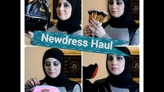 Newdress Haul- مشترياتي من موقع new dress