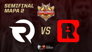 Origen vs Reason Gaming - Mapa 2 - Semifinal