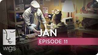 Jan | Ep. 11 of 15 | Feat. Caitlin Gerard, Stephen Moyer & Virginia Madsen | WIGS