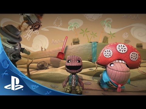 LittleBigPlanet 3 - Community Crafted Launch Trailer | PS4 from YouTube · Duration:  1 minutes 21 seconds