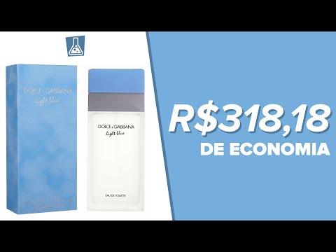Perfume Dolce & Gabbana - R$344,18 de economia!