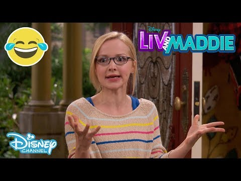 Liv and Maddie  Maddie&39;s Driving License 🚙  Disney Channel UK
