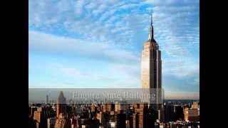 Top 20 sights and attractions of New York City | MP3 audio tour guide of top cities www.bvtours.com