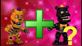 - FNAF WORLD THE RETURN TO NIGHTMARE S Update 1 Fan game Fnaf