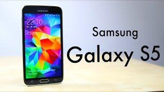 Review: Samsung Galaxy S5 (Deutsch)