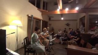2016年7月2日に小戸カフェアリワで行われた ジョイントライブ「雨上がり...