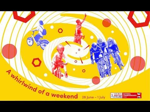 HSBC UK National Road Championships: Time Trial - Men's...