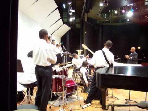 Hillcrest High School Jazz Combo 2000-2001