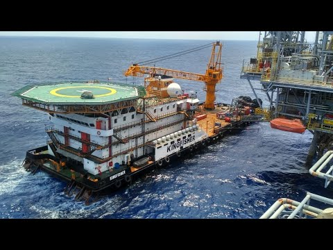 AWB Kingfisher - Ophir Project (Madura Offshore)