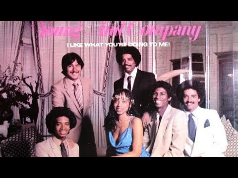Young & Company - I Like What You Are Doing To Me