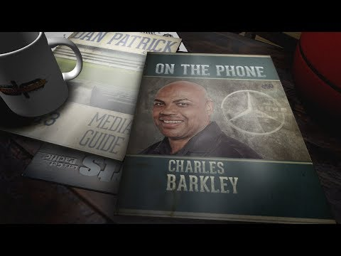Charles Barkley Talks NBA Playoffs, Gambling & More w Dan Patrick | Full Interview | 5/15/18