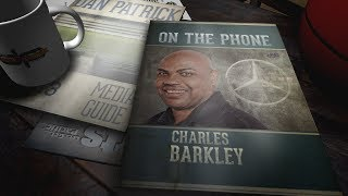Charles Barkley Talks NBA Playoffs, Gambling & More w Dan Patrick | Full Interview | 5/15/18