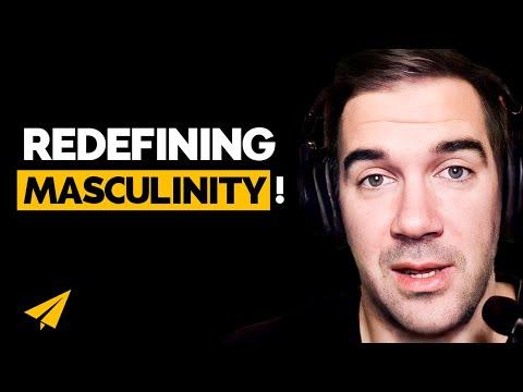 The Mask of Masculinity ft. @LewisHowes