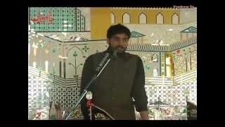 Zakir Waseem Abbas Baloch (21st Safar 1434) (Shahadat Imam Raza a.s) Aima Bari Jhelum