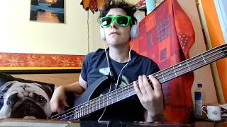 Believer - Imagine Dragons (Bass Cover)