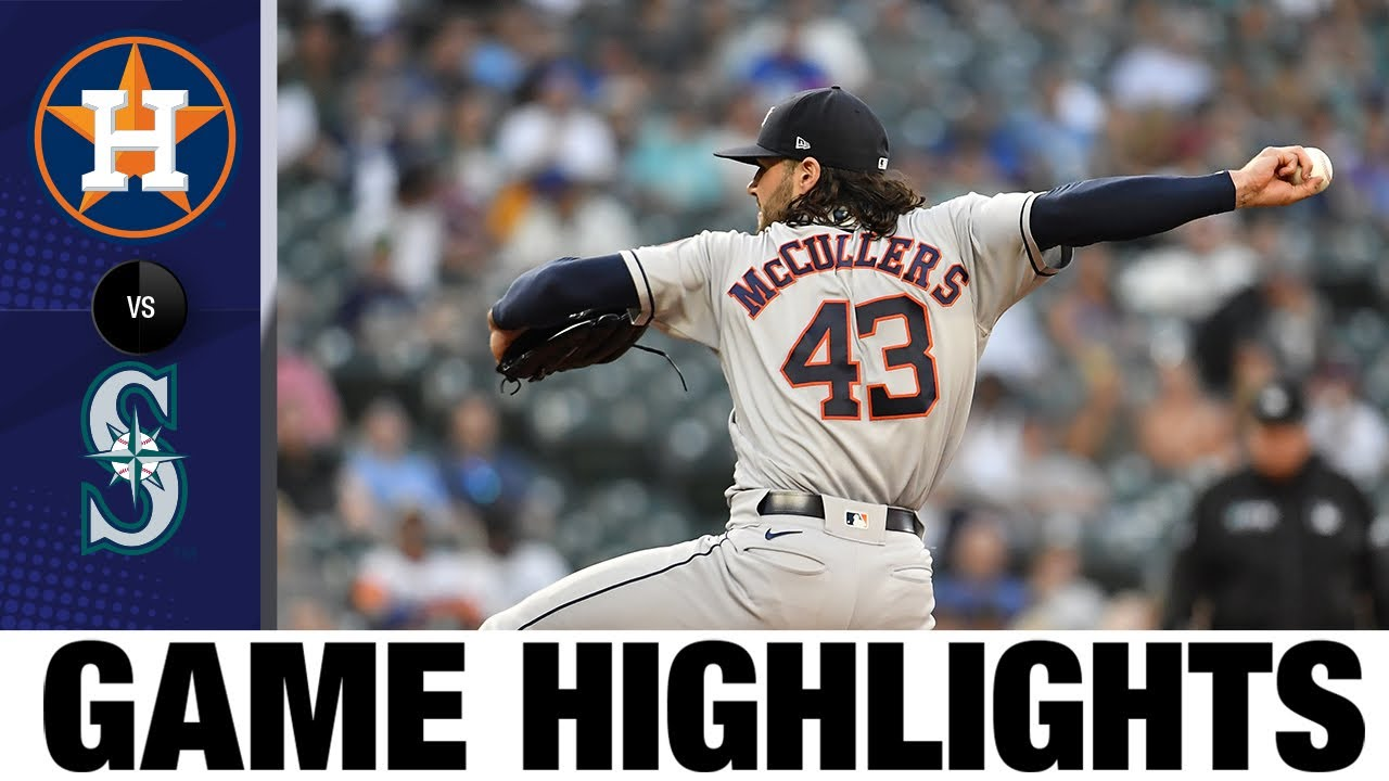 Download Astros vs. Mariners Game Highlights (7/27/21)   MLB Highlights