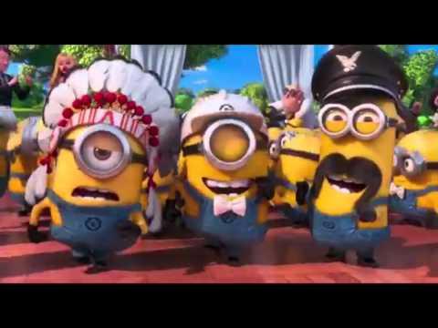Minions indian songs ( Dj wale babu)