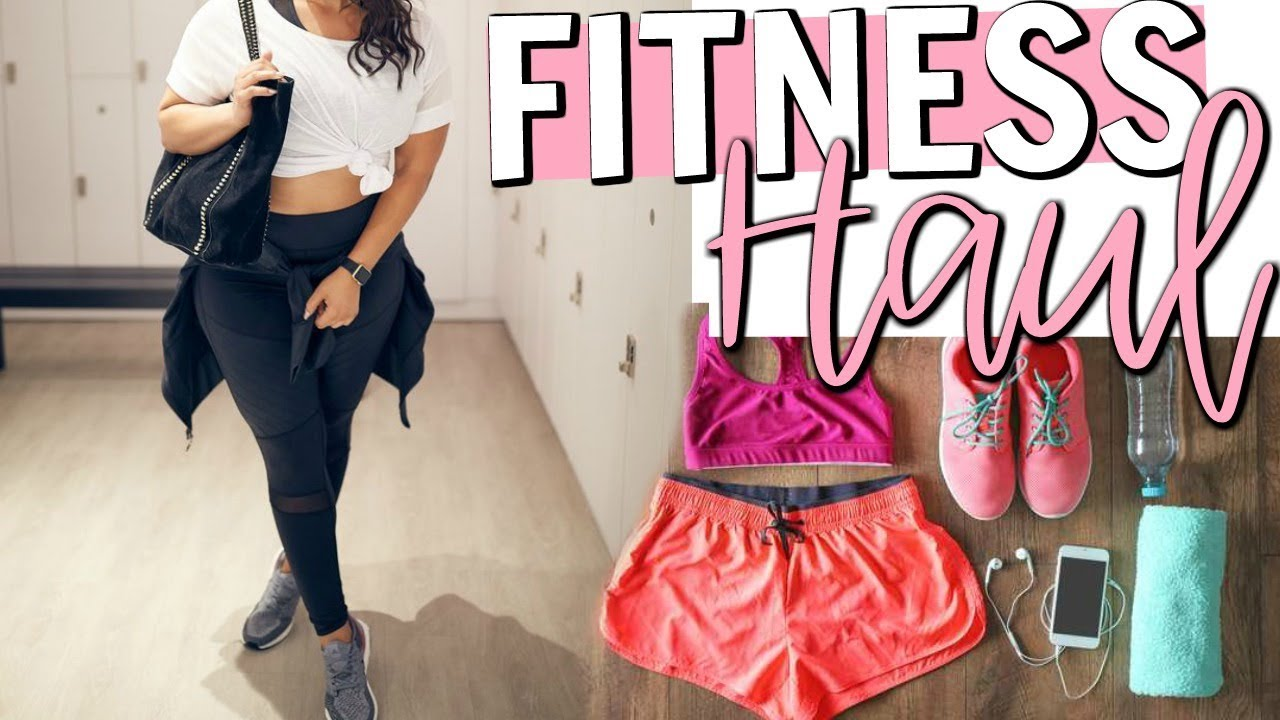 Girls in workout clothes page