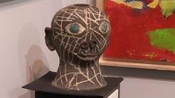 Проф. Вихрони Попнеделев с изложба в галерия Нирвана