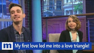 My first love led me into a love triangle...Am I the father? | The Maury Show