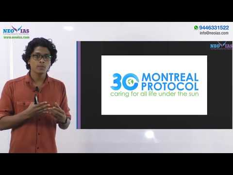 MONTREAL PROTOCOL | PRELIMS IMPORTANT MODEL QUESTION SOLVED | GEOGRAHY | NEO IAS