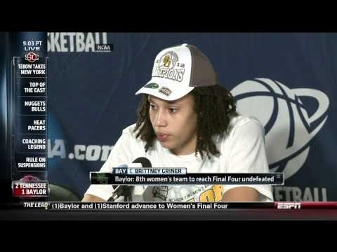 2012 NCAA tournament - Baylor Lady Bears defeat Tennessee Lady Vols - ESPN highlights.mpg