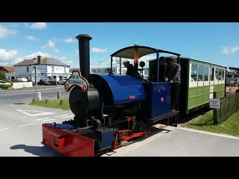 Steam on the Hayling Seaside Railway