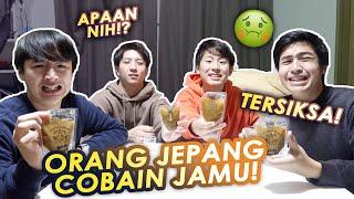 Download lagu REAKSI WASEDABOYS COBA MINUM JAMU PERTAMA KALINYA! NGAKAK!