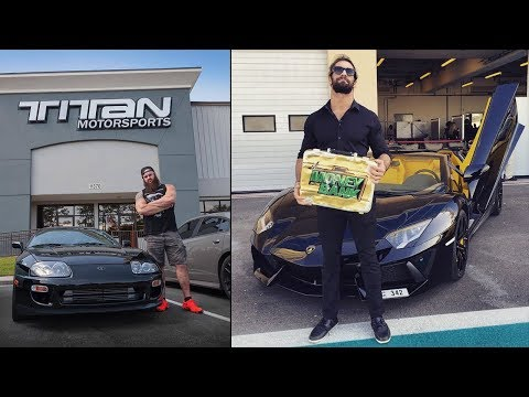 10 Expensive Purchases Wrestlers Recently Made