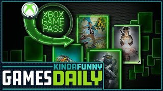 Xbox Game Pass Means Games Sell Better - Kinda Funny Games Daily 11.14.18