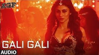 Gali Gali Full Audio Song | KGF | Neha Kakkar | Mouni Roy | Tanishk Bagchi | Rashmi Virag |T-SERIES